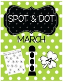 Spot & Dot The Letter (March)
