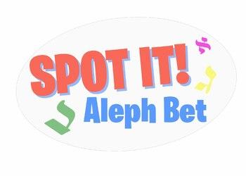 Spot It! (Aleph Bet)