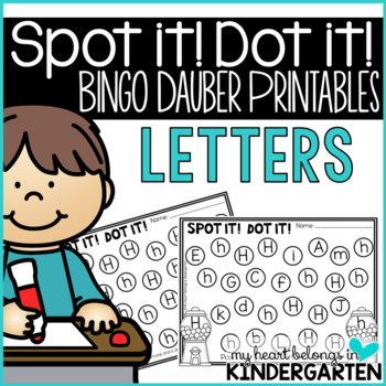 Alphabet Letter Identification and Discrimination