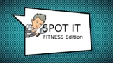 Spot It Fitness Game (Virtual or In-Person PE)