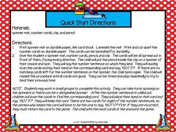 Spot It!  Got It!  Summer Themed Addition Fluency Game