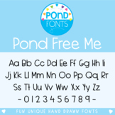 Free Fonts Pack #1