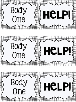 Spot N Stop Flags for Writing in the One to One Classroom!
