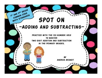 Addition and Subtraction: Spot On