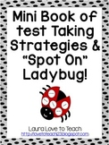 """Spot On"" Ladybug Test Taking Printables"