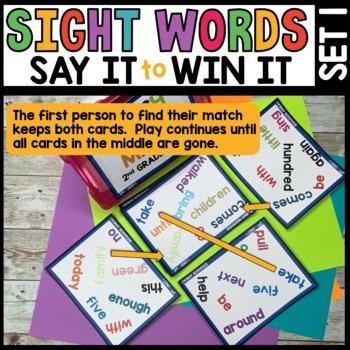 Spot That Word (2nd Grade Journeys Unit 1)