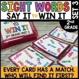 LITERACY CENTERS 2nd Grade Unit 3 [SPOT THAT WORD]