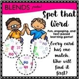 High Frequency Word Practice Game Sounds and Blends | Spot