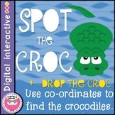 Spot The Croc Co-ordinates (UPDATED)