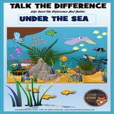 Ocean Creatures - Spot The Difference