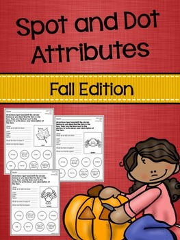 Spot and Dot Attributes: Fall Edition
