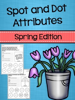 Spot and Dot Attributes: Spring Edition