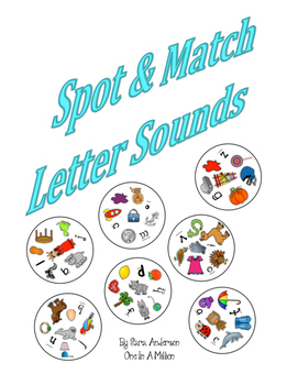 Spot and Match Letter Sounds