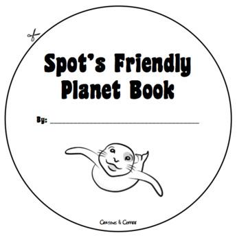 Spot's Kindness Book Inserts