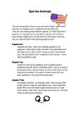 Spot the American: American English vs. British English ES