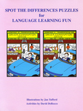 Spot the Differences Puzzles for Language Learning Fun
