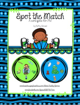 Spot the Match A card game for /th/