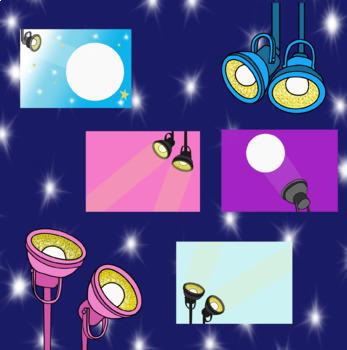 Spotlight Clip Art