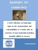 Spotlight On Leadership