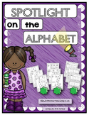Spotlight On The Alphabet