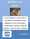 Spotlight On Work