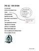 Spotlight Poems for Enriched Student Learning - My pal - palindromes