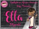 Spotlight on African American Jazz Musicians-Ella Fitzgerald