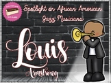 Spotlight on African American Jazz Musicians-Louis Armstrong