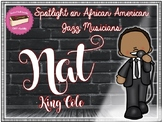 Spotlight on African American Jazz Musicians-Nat King Cole