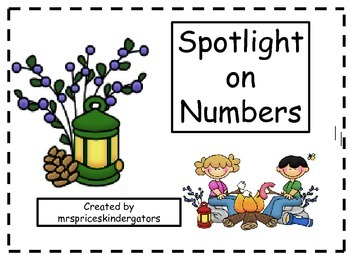 Spotlight on Numbers: A Camping Number Representation