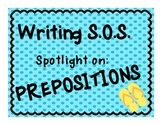 Spotlight on Prepositional Phrases