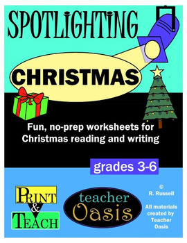 """Spotlighting """"Christmas"""""""
