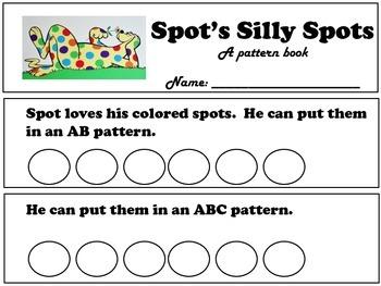 Spot's Silly Spots
