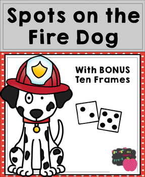 Spots on the Fire Dog