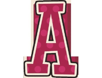 Spotted Alphabet