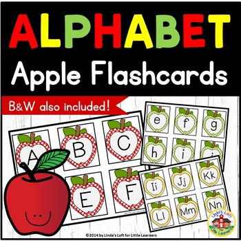 Apple ABC Flashcards