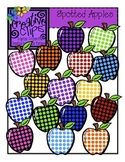 Spotted Apples {Creative Clips Digital Clipart}