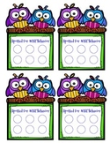 Spotted For Wise Behavior Incentive Chart
