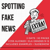 """Credible or """"Fake News""""? Cultivating News Literacy in a """"Post-Truth"""" Era"""