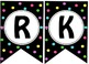 """""""Spotting Good Work"""" Polka Dot Banner"""