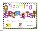 "Spotting Phonics ""Secrets!"" SECRET STORIES® Digraphs: th, sh, ch, ph, wh, gh"