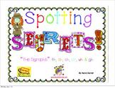 """Spotting Phonics """"Secrets!"""" SECRET STORIES® Digraphs: th, sh, ch, ph, wh, gh"""