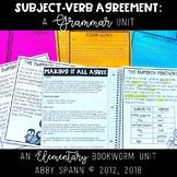 Subject Verb Agreement: A Grammar Unit
