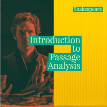 Spotting Test Preparation - A Close Reading of Shakespearean Passages