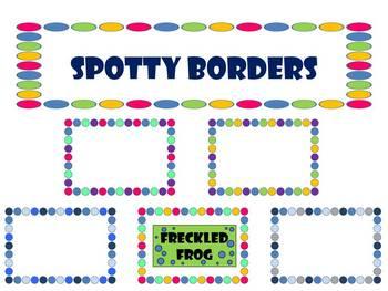 Spotty Borders