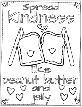 Kindness Coloring Pages | Coloringnori - Coloring Pages ...