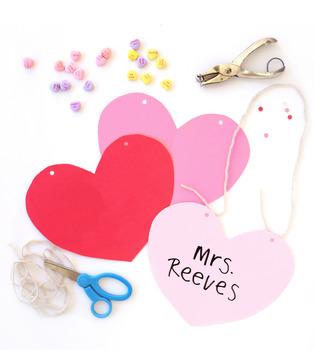 Spread Kindness Heart Craftivity
