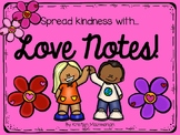 Spread Kindness with Love Notes