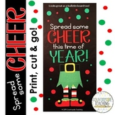 Spread Some Cheer This Time Of Year Classroom Door Decorat