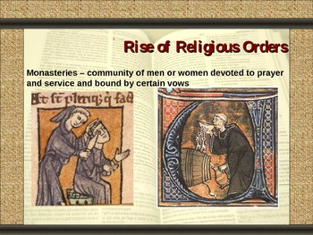 Spread of Christianity in Europe Powerpoint